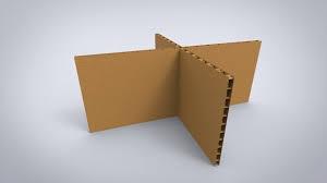 Crucetas de cartón